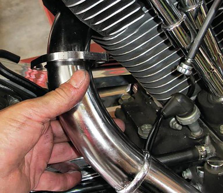 Comment changer le pot d'échappement de votre moto ?