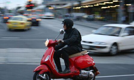 Que faire avec un scooter qui ne monte pas dans les tours ?